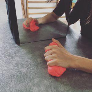 riabilitazione della mano